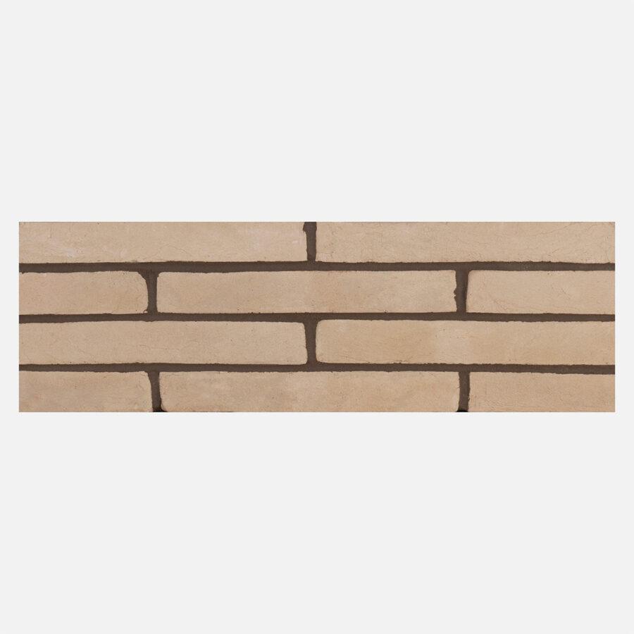 Blossom Buff Linear Bricks – Grey Mortar