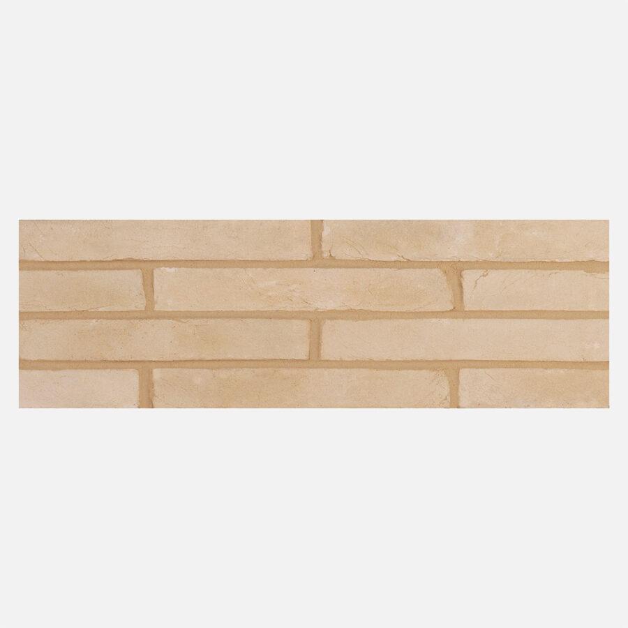 Blossom Buff Linear Bricks – Neutral Mortar