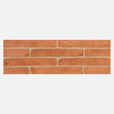 Connell Orange Linear Bricks – Neutral Mortar
