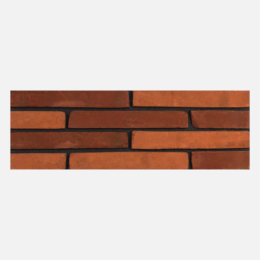 Heritage Mixture Linear Bricks – Black Mortar