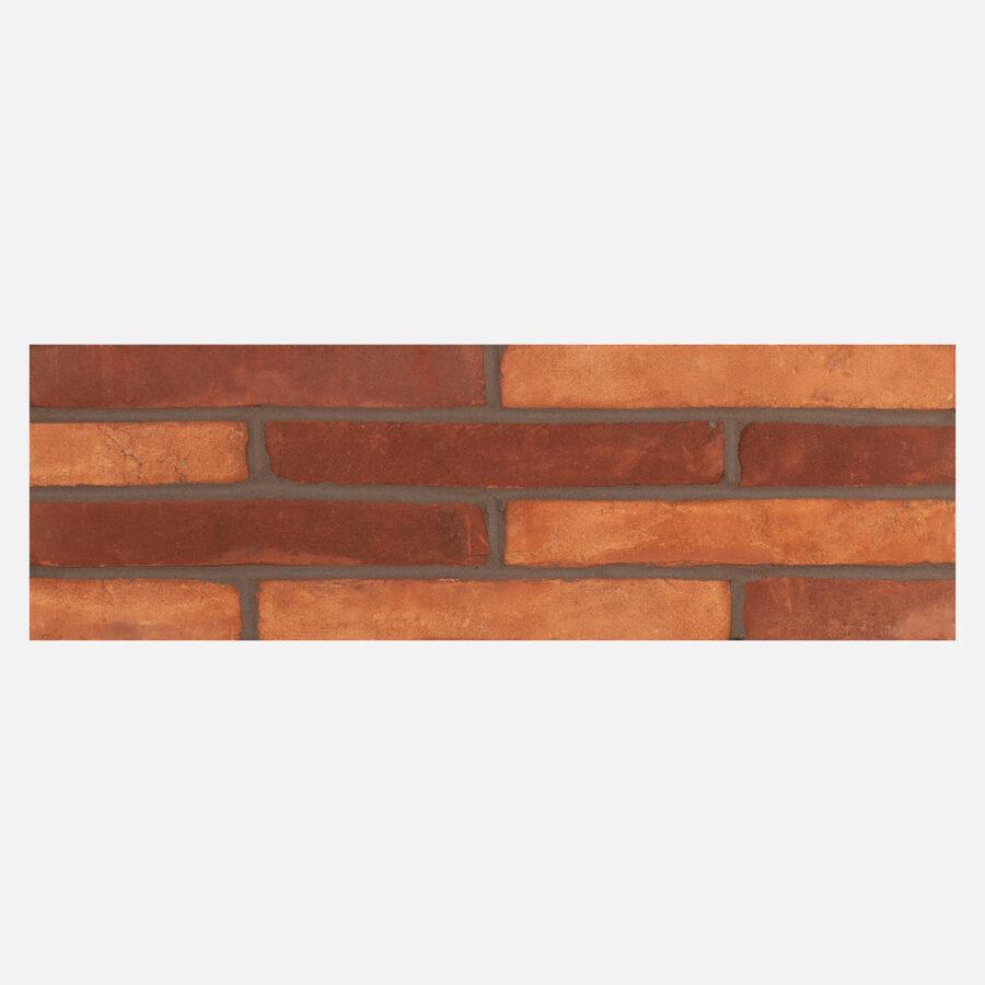 Heritage Mixture Linear Bricks – Grey Mortar