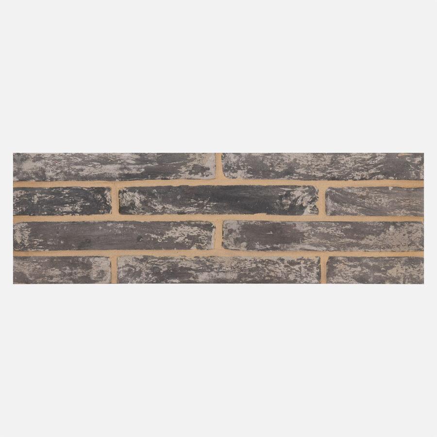 Islington Grey Linear Bricks – Neutral Mortar