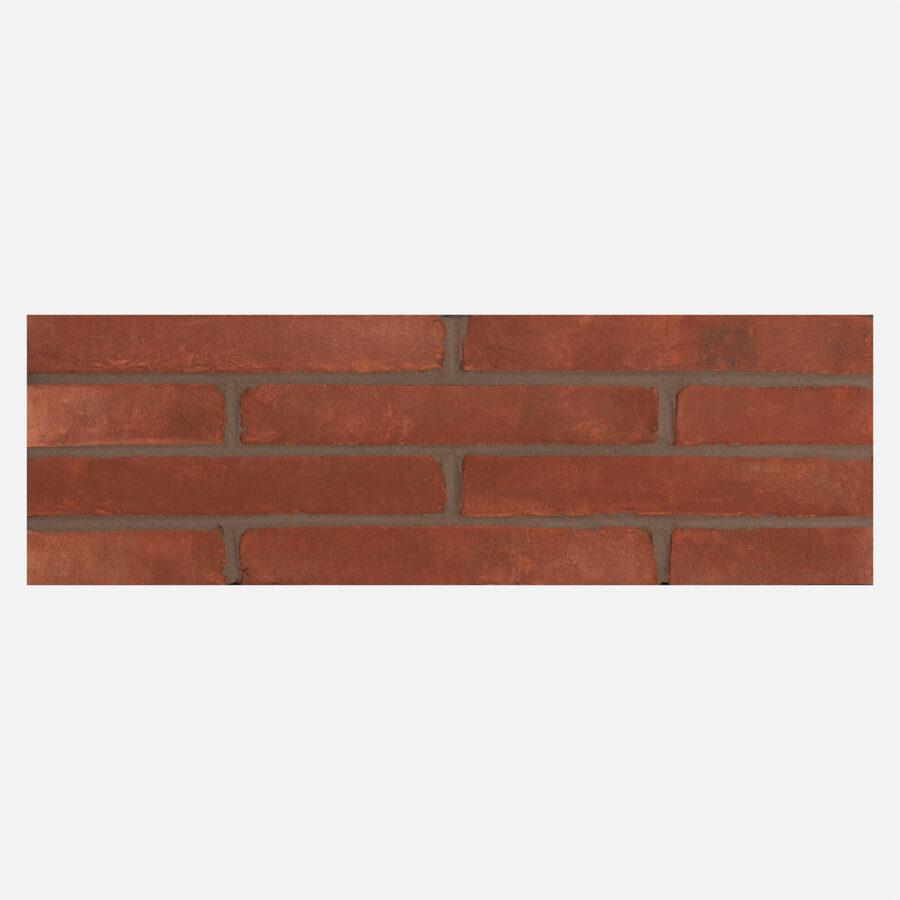 Red Hill Linear Bricks – Grey Mortar