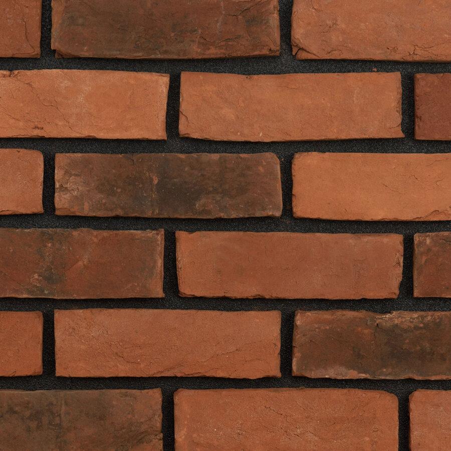 Chantry Blend Bricks – Black Mortar