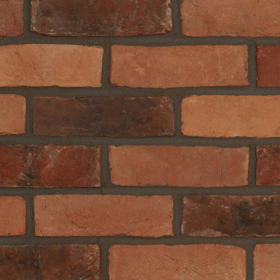 Chantry Blend Bricks – Grey Mortar