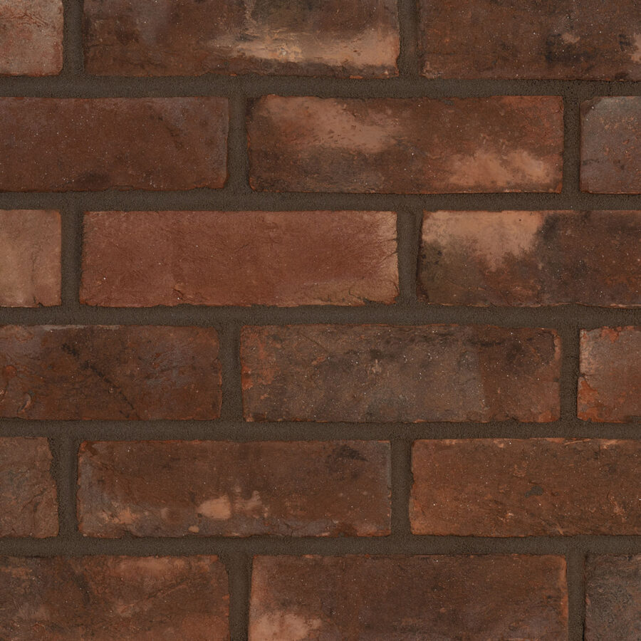 Handmade Weathered Bricks – Grey Mortar