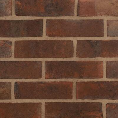 Handmade Weathered Bricks – Neutral Mortar