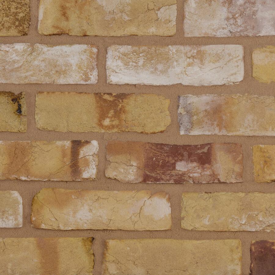 London Reclaimed Bricks – Neutral Mortar