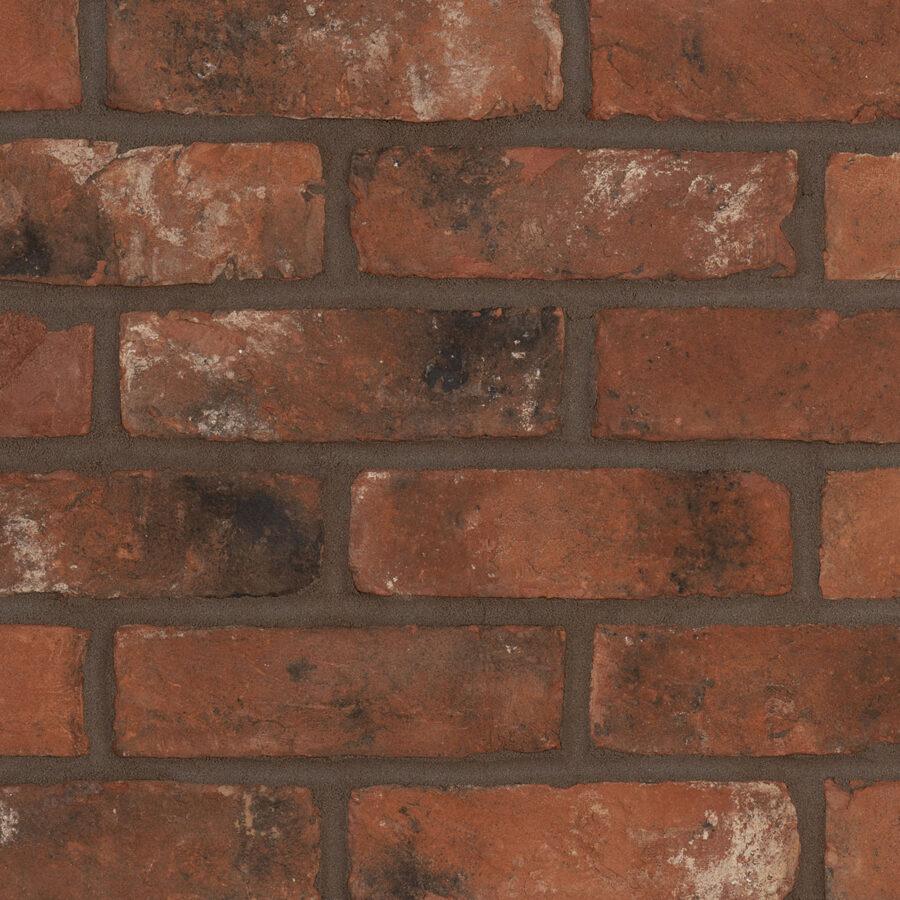 Olde Mill Blend Bricks – Grey Mortar