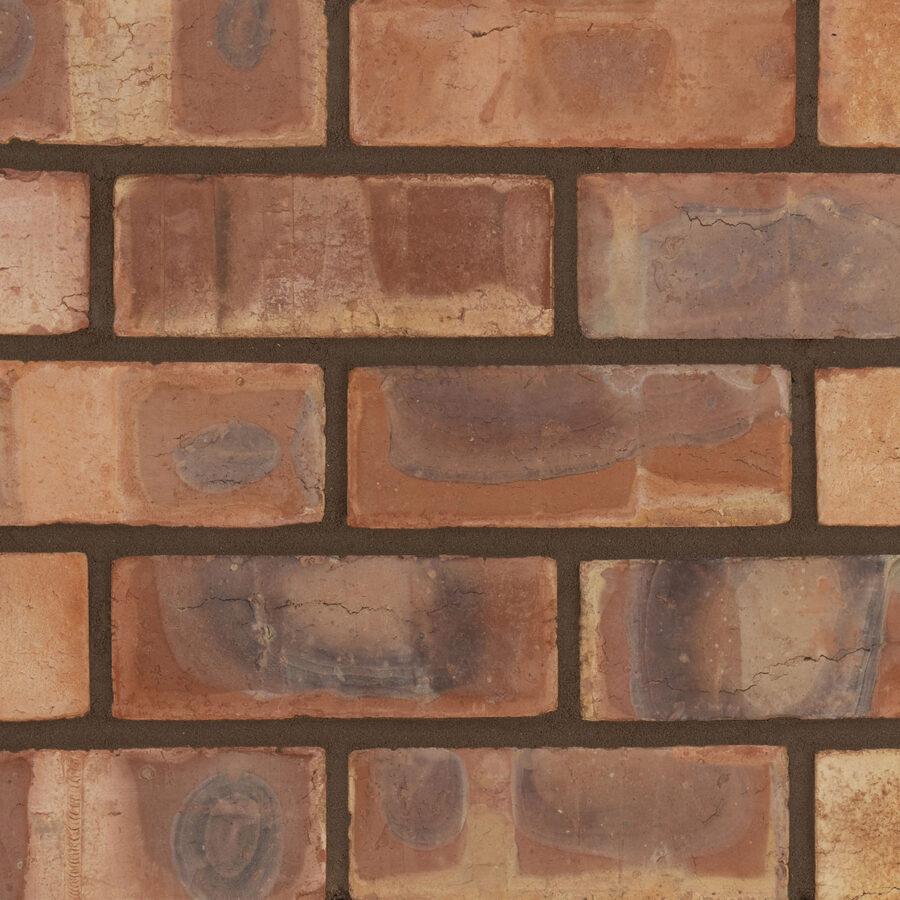 Outside Blend Bricks – Grey Mortar