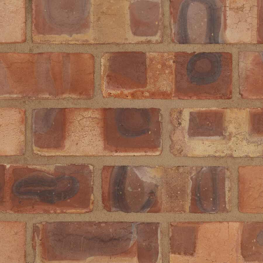 Outside Blend Bricks – Neutral Mortar