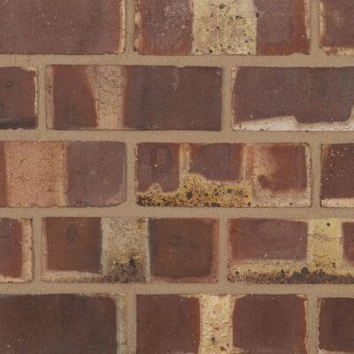 Pressed Pre War Weathered Bricks – Neutral Mortar
