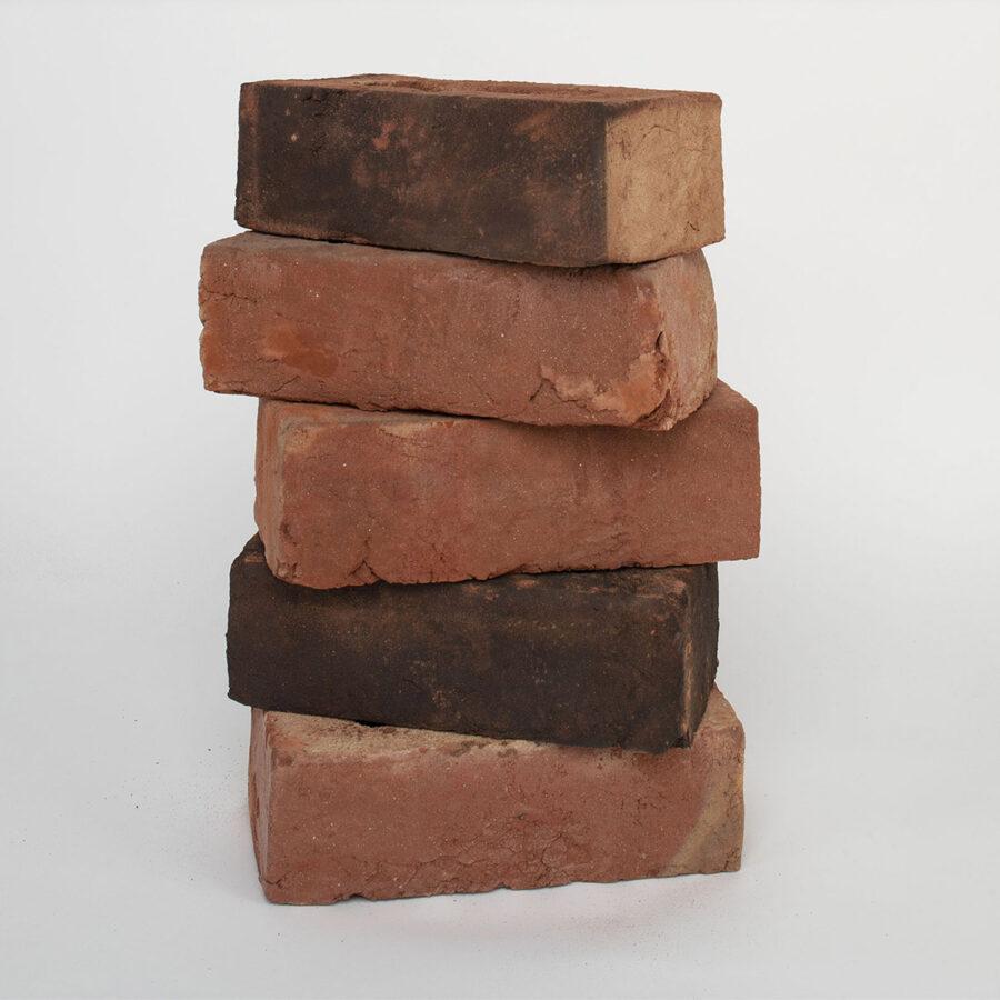 Reclamation Handmade Brick Stack