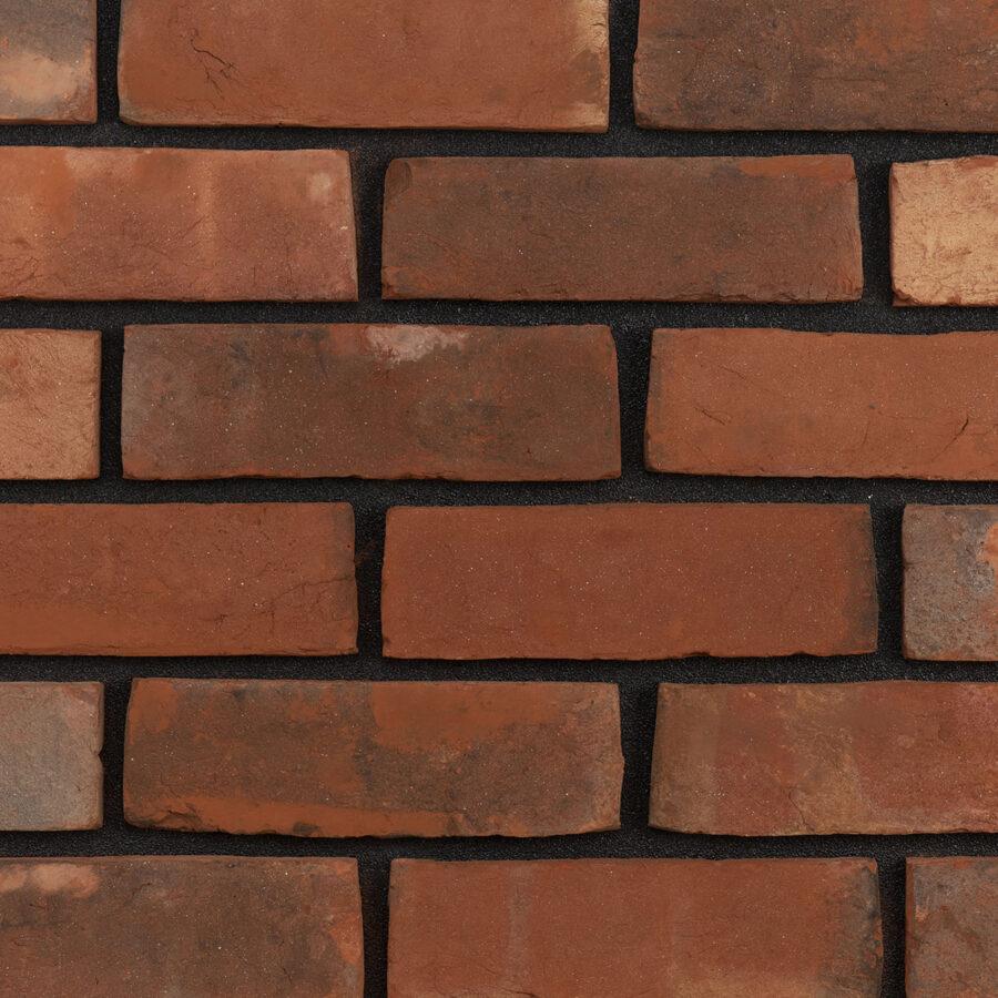 Reclamation Handmade Bricks – Black Mortar