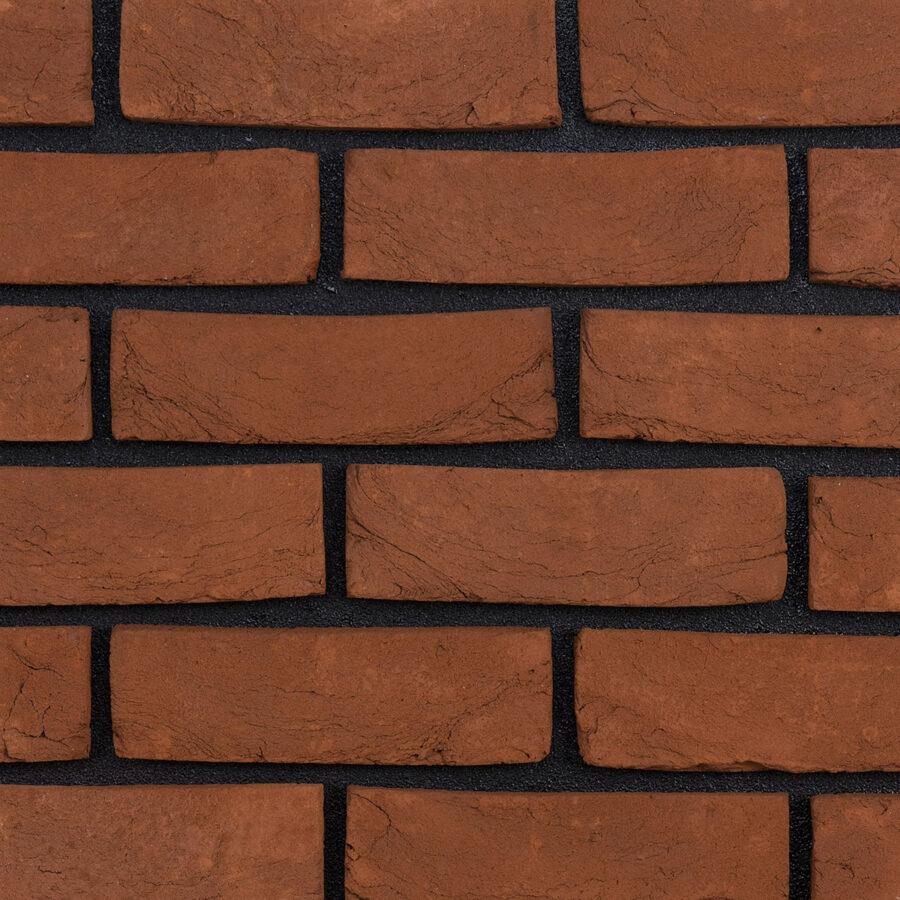 Shropshire Red Bricks – Black Mortar