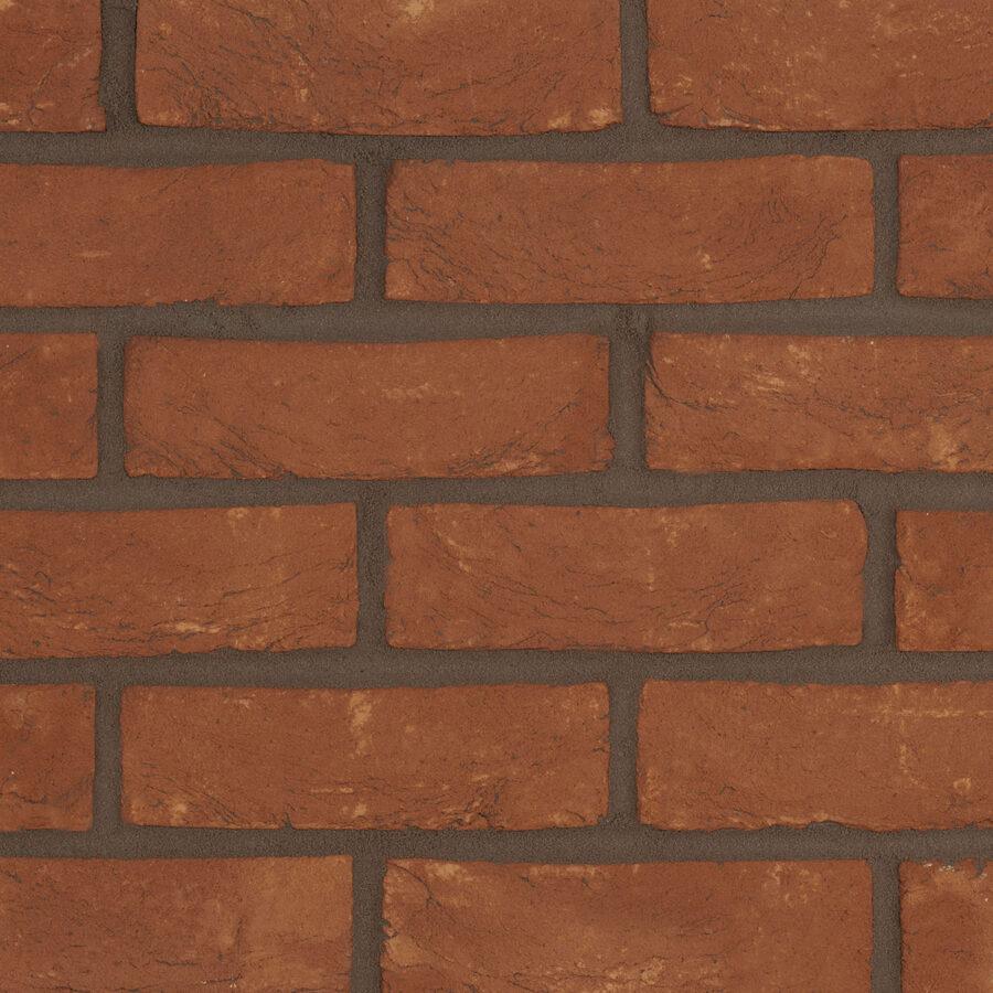 Shropshire Red Bricks – Grey Mortar