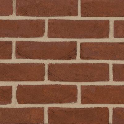Shropshire Red Bricks – Neutral Mortar