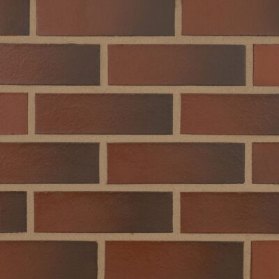 Smooth Red Weathered Bricks – Neutral Mortar