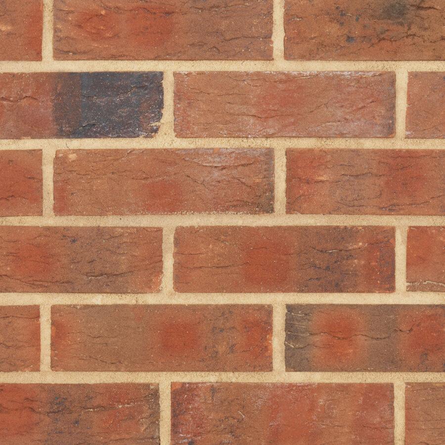 Autumn Rustic Bricks – Neutral Mortar