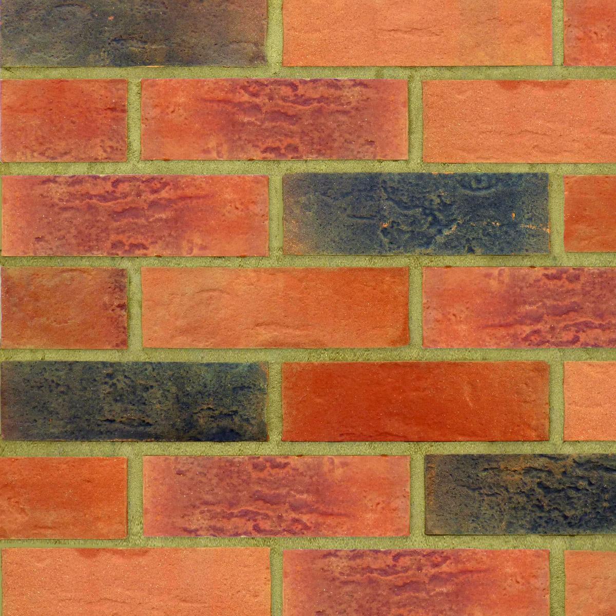 Langthrope Dark Blend Bricks - Neutral